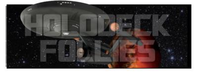 Improvised Star Trek Comedy In Toronto – Season Four