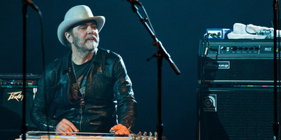 Featuring: Roof Top Concert by Daniel Lanois
