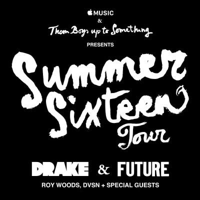 Drake To Launch Summer Sixteen Tour