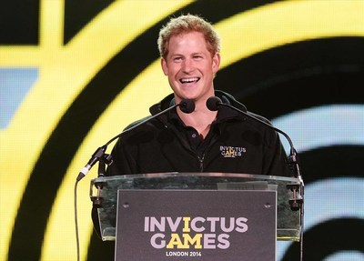 Prince Harry Launches 2017 Invictus Games in Toronto