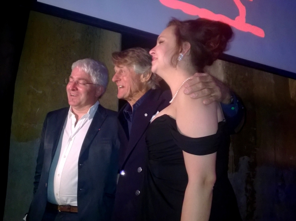Norman Dubie and  Liz Howard Win the 2016 Griffin Poetry Prize