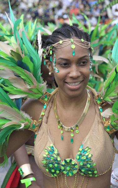 PHOTO ESSAY: TORONTO CARIBBEAN GRAND PARADE