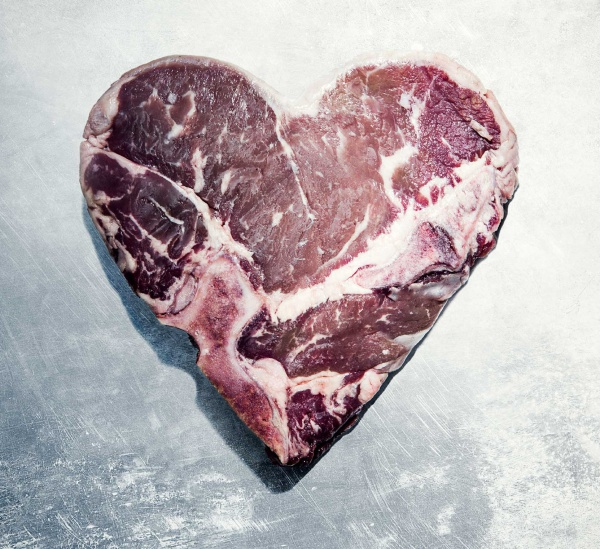 Meat is Rare at the Food Bank