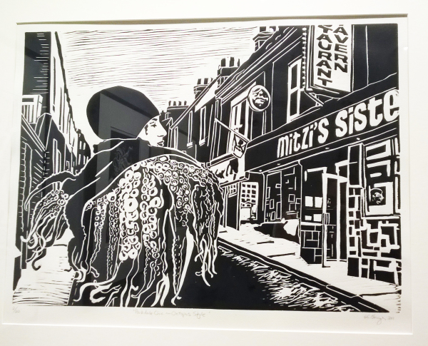 Classic Black And White Take New Form This Month At Urban Gallery