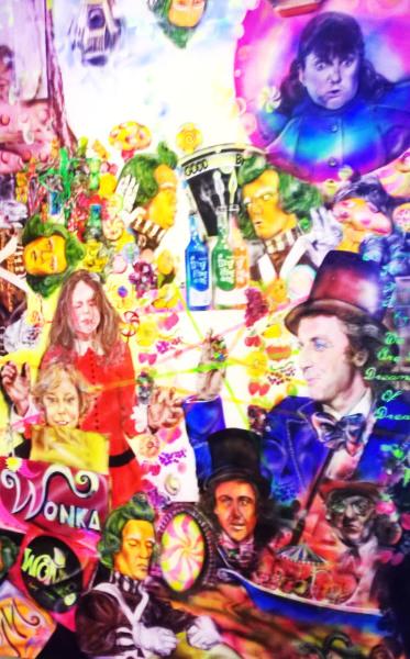 Meghan Thomas' LUMINOSITY Brightens Urban Gallery