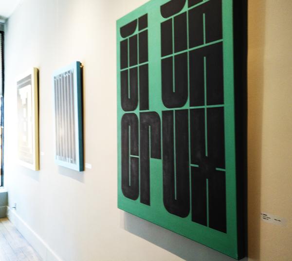 PROTOTYPE : Artworks by Welland Ontario Artist Colin Nun at Urban Gallery
