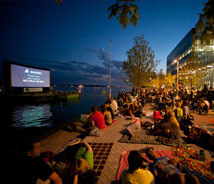 Thousands Join PortsToronto for Sail-In Cinema's™ Opening Night on Toronto's Waterfront
