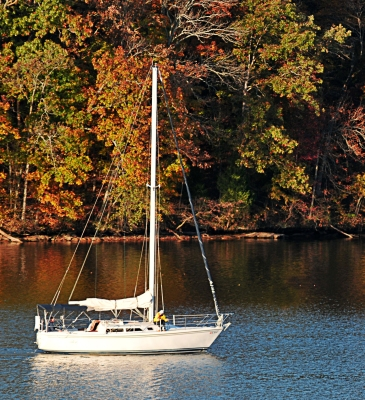 Fall Boating - It Takes A Little Bit More Care