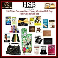 Hollywood Swag Bag Gave Emmy Awards Celebs The Hottest Gifts Of The Year