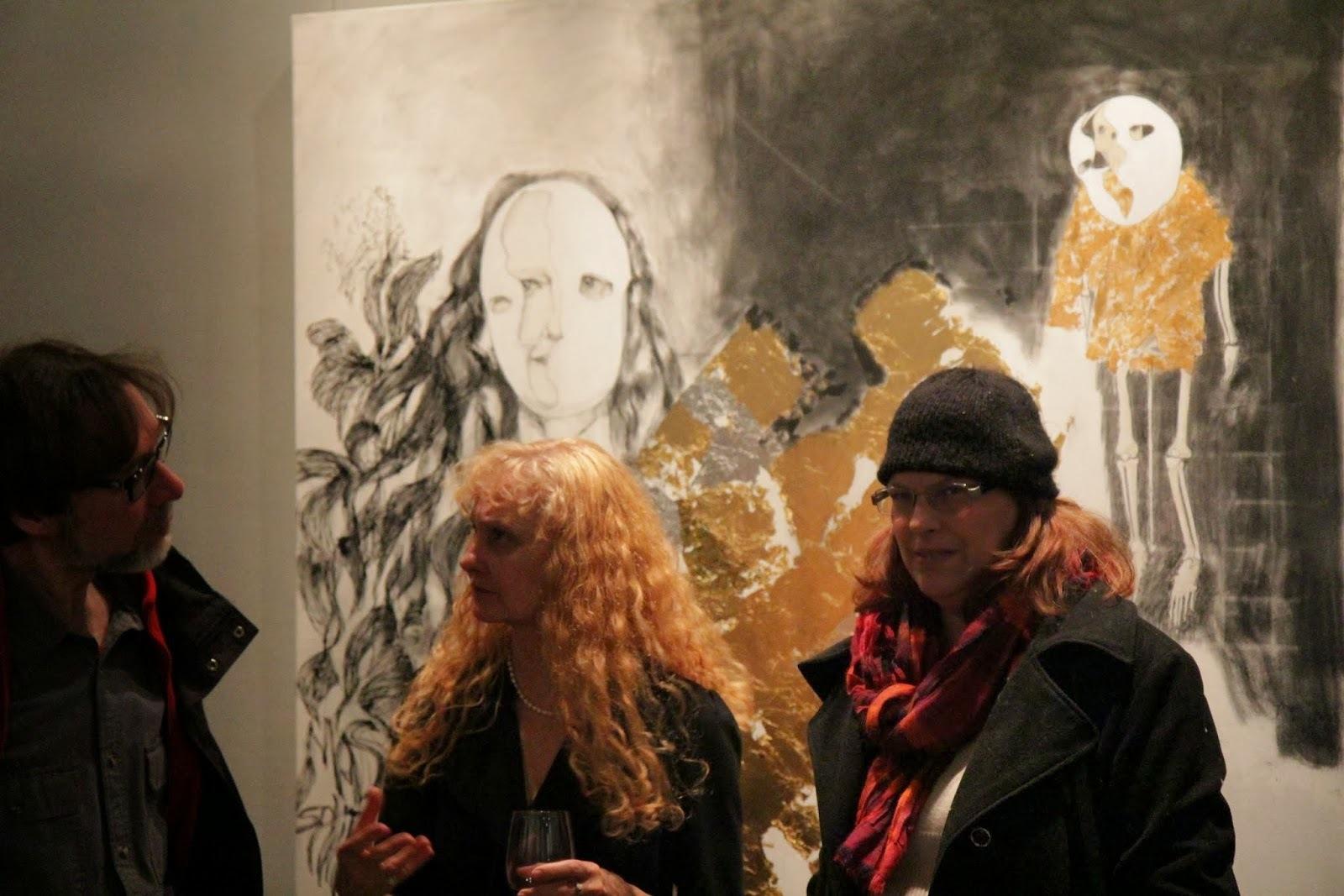 Urban Gallery features brilliant Brenda Clews exhibit