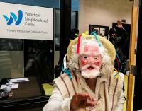 Waterfront Seniors Get Their Hispanic Spirit Dancing