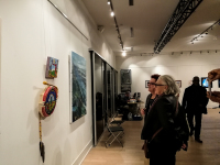 Talented Local Artists on Display At The Artist's Network Gallery 1 Street car Studio