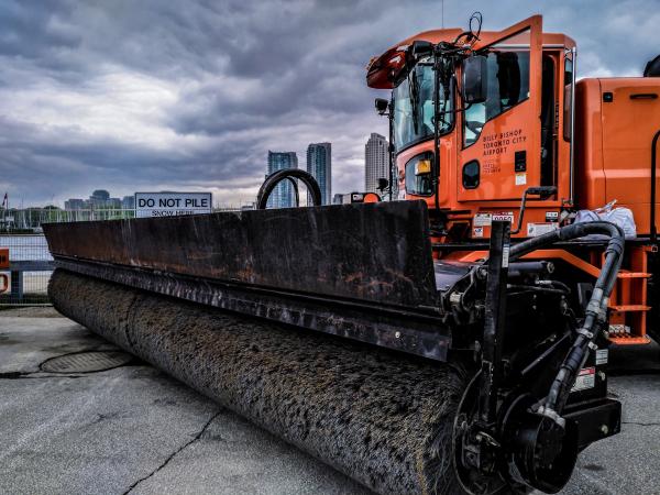City of Toronto crews ready for winter