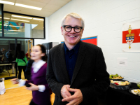 MP Adam Vaughan Holds Annual New Year's Levee and Food Drive
