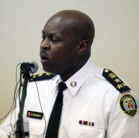 Editorial: Police Chief Mark Saunders' gives 2LGBTQ+ community proverbial middle finger