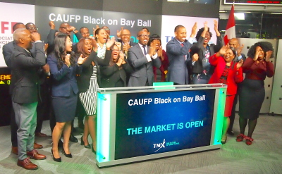 Black on Bay Ball and No Boundaries Conference – active, included and successful