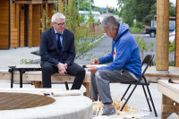 Affordable Homes for Indigenous People Open in Nanaimo