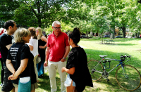 MP Adam Vaughan on Gun Violence in Spadina-Fort York