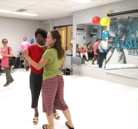Dancing The Afternoon Away At Waterfront Neighbourhood Centre