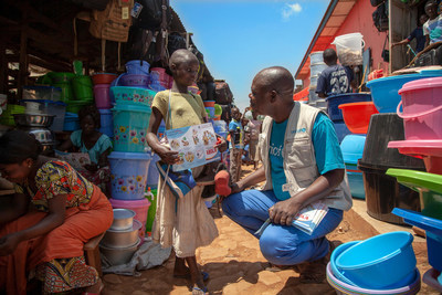 Ebola outbreak in the DRC: UNICEF ships 90 tons of supplies to help contain spread of deadly disease