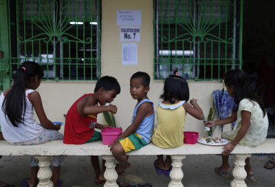UNICEF concerned for children at risk, stands ready to support government response to Super Typhoon