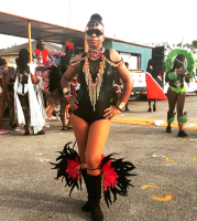 MIAMI CARNIVAL HAS CANADIAN PARTICIPATION