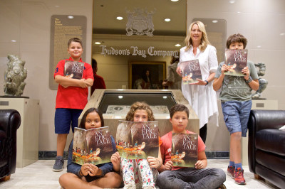 Hudson's Bay Company Delivers An Epic Tale to Schools Across Canada