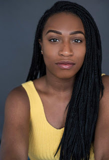 YOUNG CARIBBEAN CANADIAN ACTRESS SIERRA HOLDER IS OFF TO SEE THE WIZARD STARTING TONIGHT