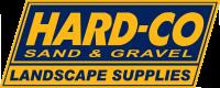 Hard-Co Sand and Gravel Logo