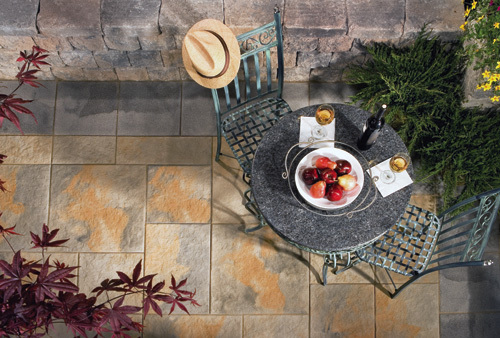 Navascape Interlock Stone Yard