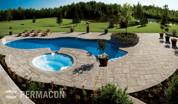 Permacon Interlock Stone Yard