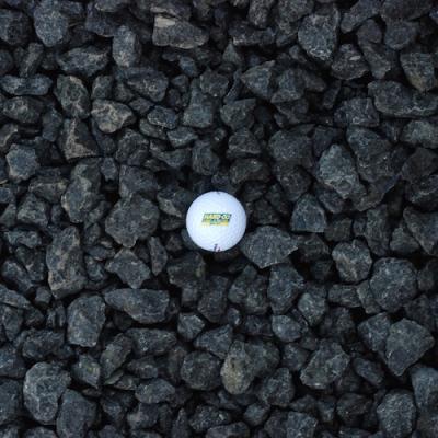 Black Granite Decorative Stone