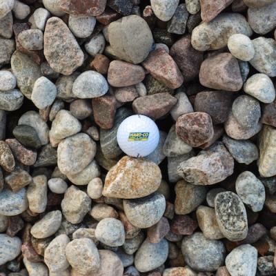 Coloured River Rock Decorative Stone
