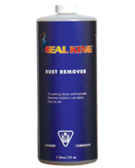 Seal King Rust Remover