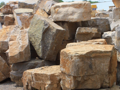 Buff Armour Stone