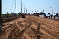 Hard-Co Thickson Road Reconstruction