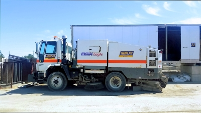 Sweeper Truck Equipment
