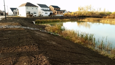 Pond and Landfill Site Service