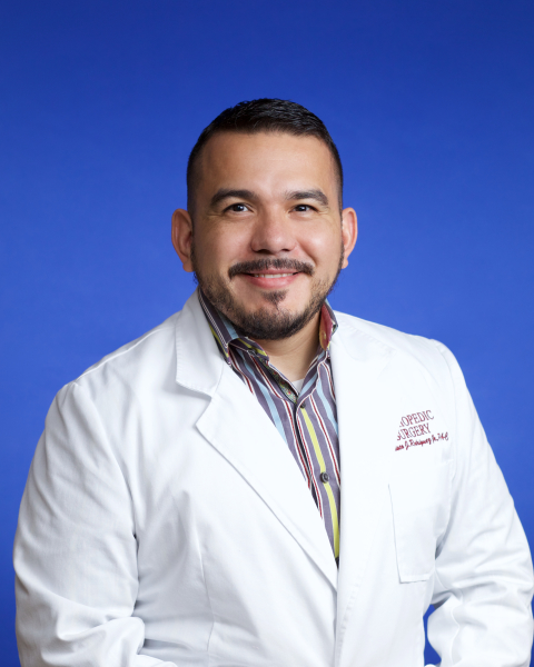 Francisco Rodriguez, MPAS, PA-C