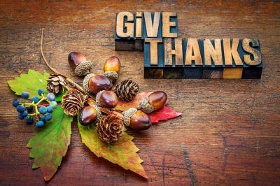 A Grateful Steward