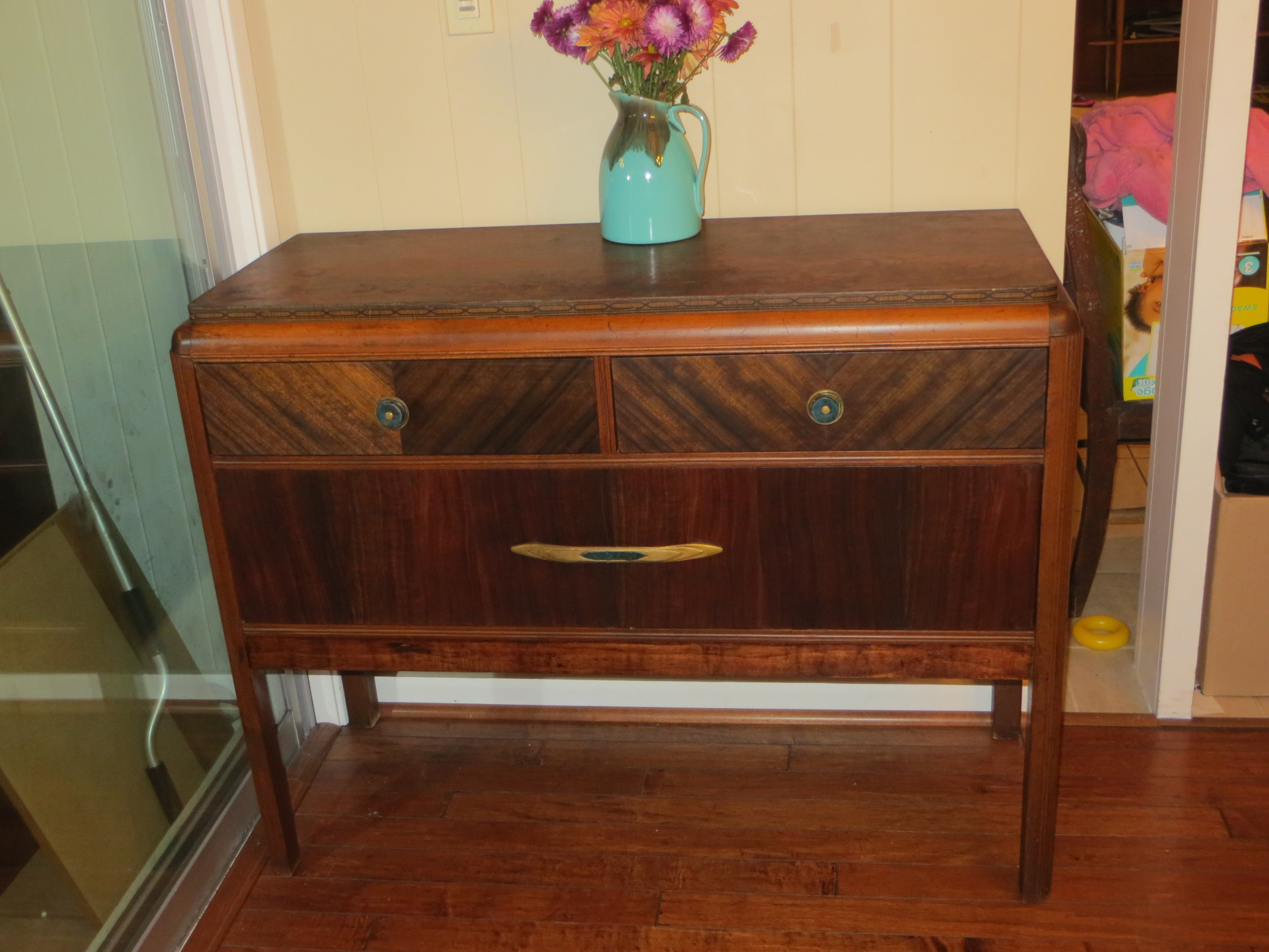 Smokey Sideboard