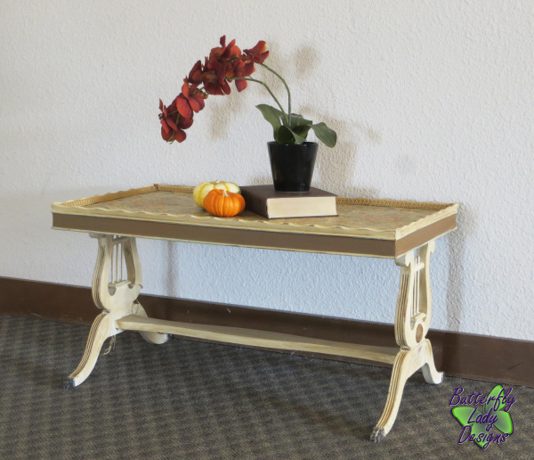 Decopauged Coffee Table - SOLD