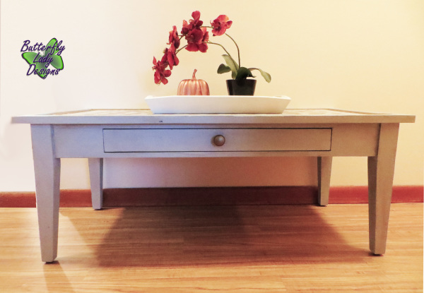 Grey Coffee Table - SOLD