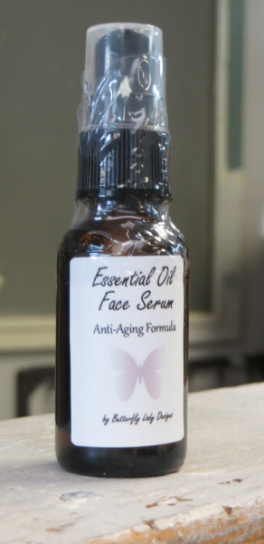 Face Serum is Now Available!