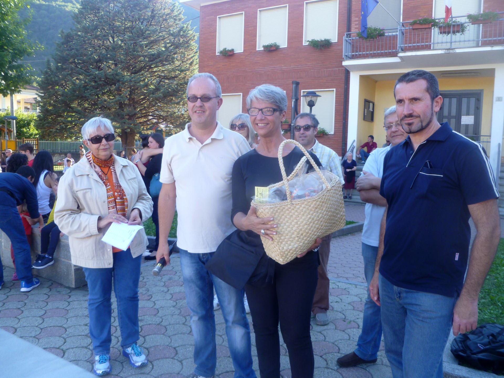 Edizione 2015 - vincitrice concorso Pan ed Melia con amministratori