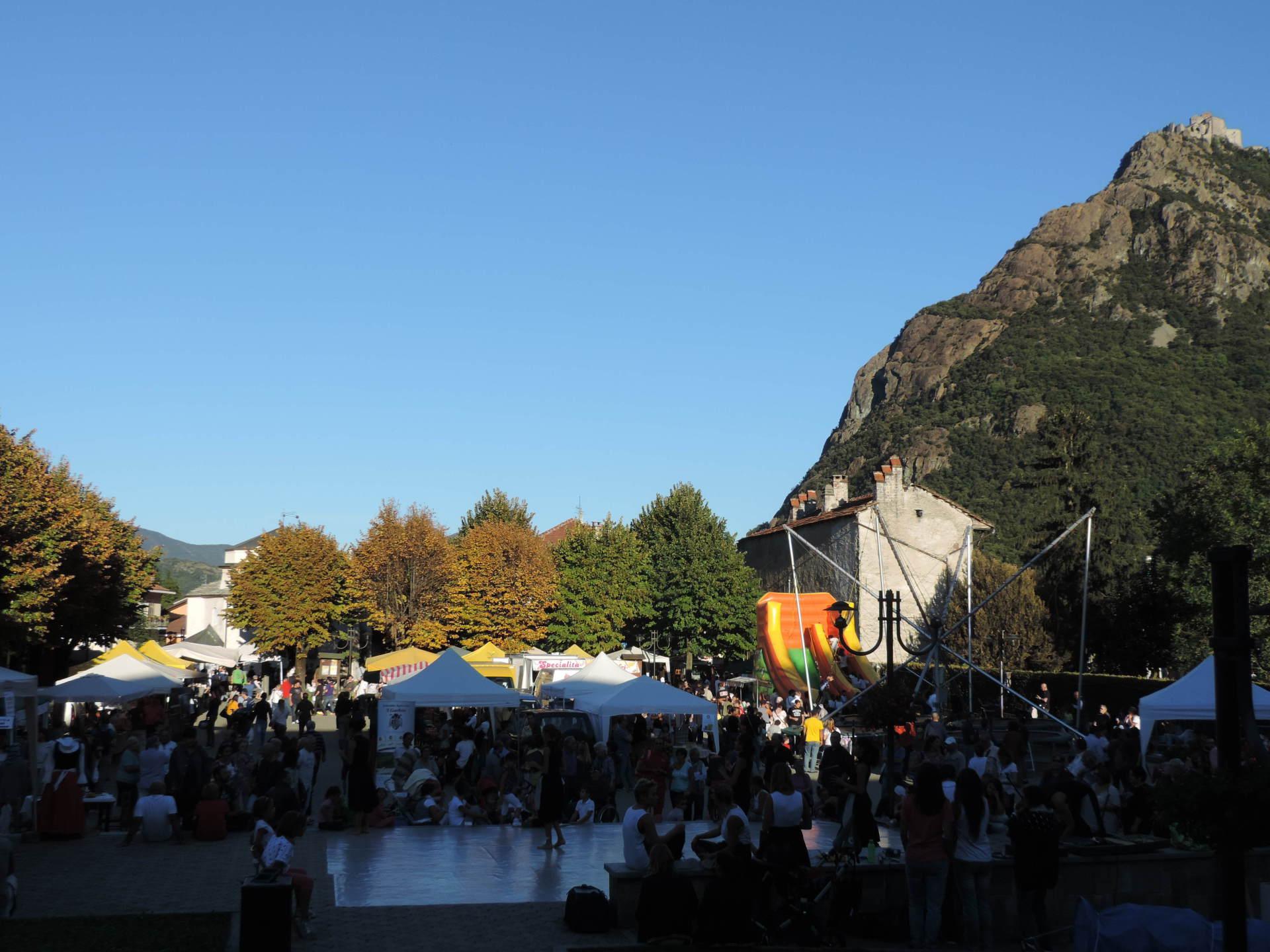 Edizione 2015- piazza della Repubblica