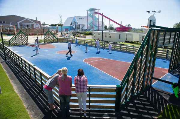 Dry Activities at Combe Haven Park