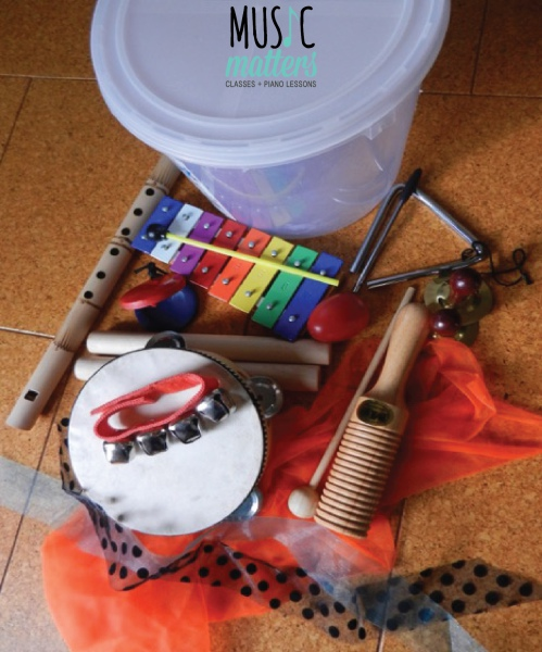 PERCUSSION INSTRUMENT LEARNING