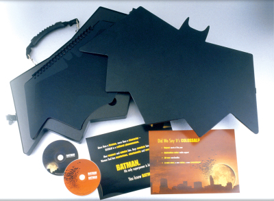 Batman Begins Launch Kit