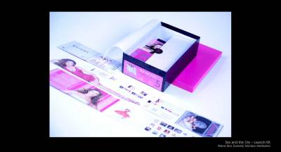 Sex In The City Launch Kit